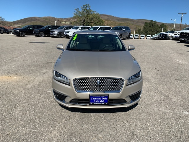 Pre-Owned 2017 Lincoln MKZ Hybrid