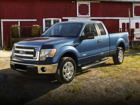 Pre-Owned 2013 Ford F-150 FX2