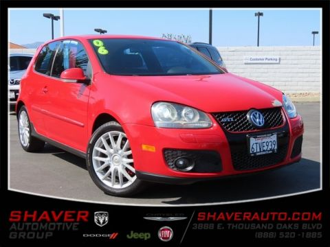 Pre-Owned 2006 Volkswagen GTI Base FWD 2D Hatchback